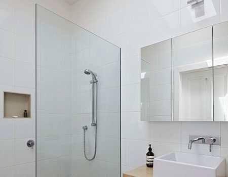 walk-in-showers-no-doors-Bathroom-Contemporary-with-beige-floor-glass-partitioneo
